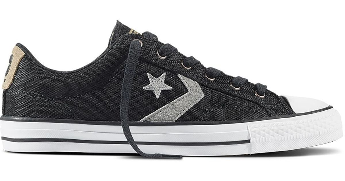 9d6f54a7cf0 ... usa converse star player packable nylon in black for men lyst 96288  81371