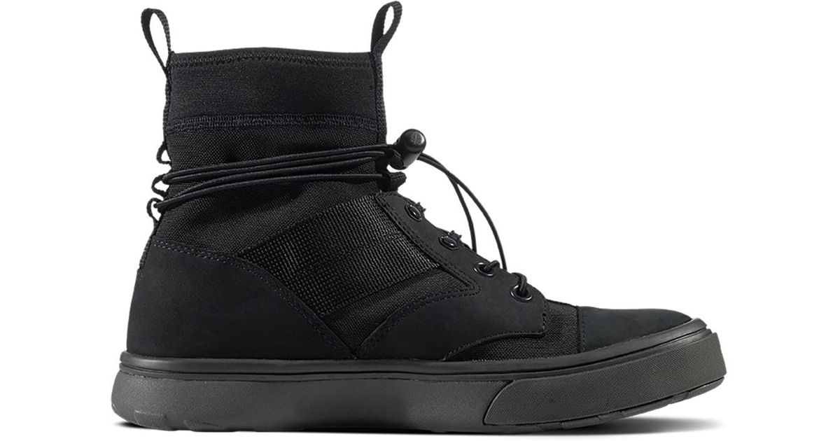 5fa7a3cfb609 Converse Urban Utility Jump Boot in Black for Men - Lyst