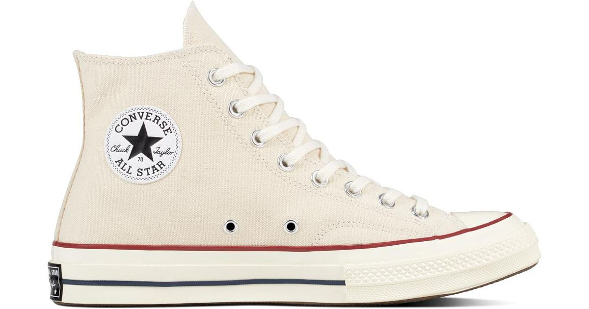official photos 52e42 f81a8 Converse Chuck 70 Classic High Top in White for Men - Lyst