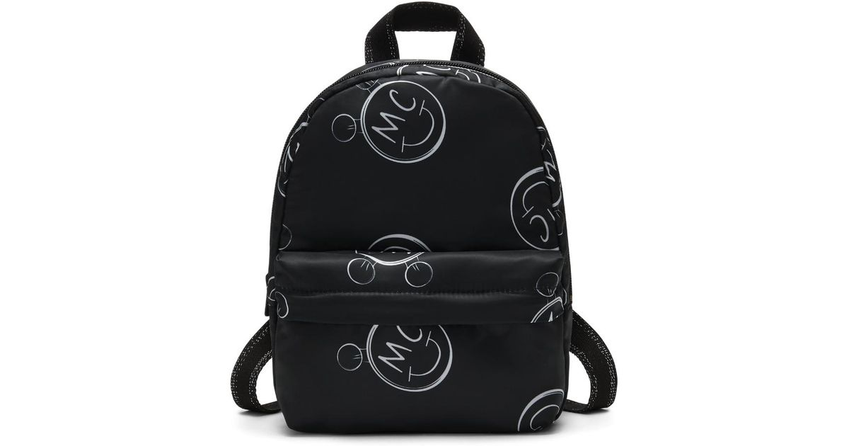 b765ffe16b7 Lyst - Converse X Miley Cyrus Logo Mini Women s Backpack (black) in Black
