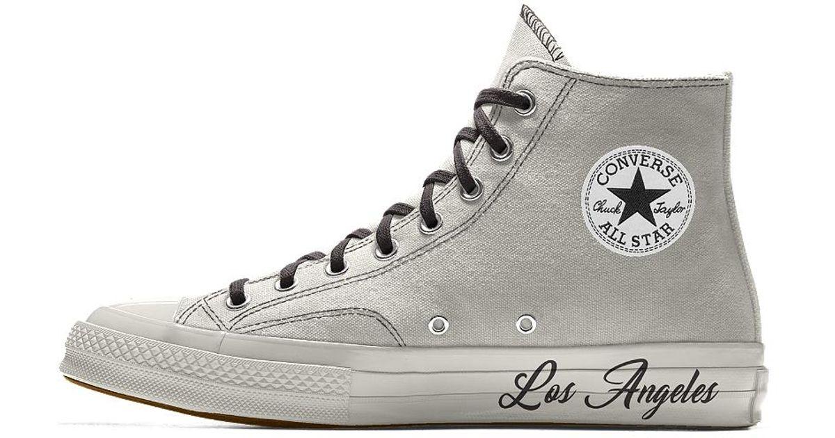 05d5129c83ca Lyst - Converse Custom Chuck 70 Los Angeles Edition High Top Shoe