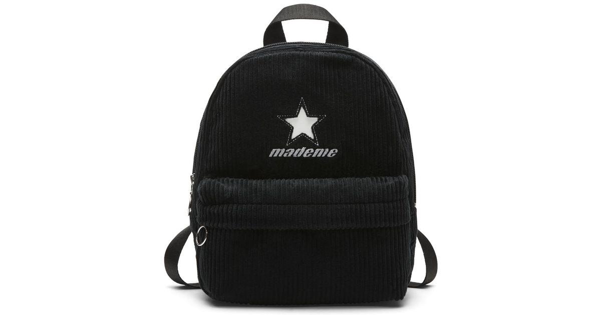 7fd87dab67d6 Lyst - Converse X Mademe Super Mini Women s Backpack (black) in Black