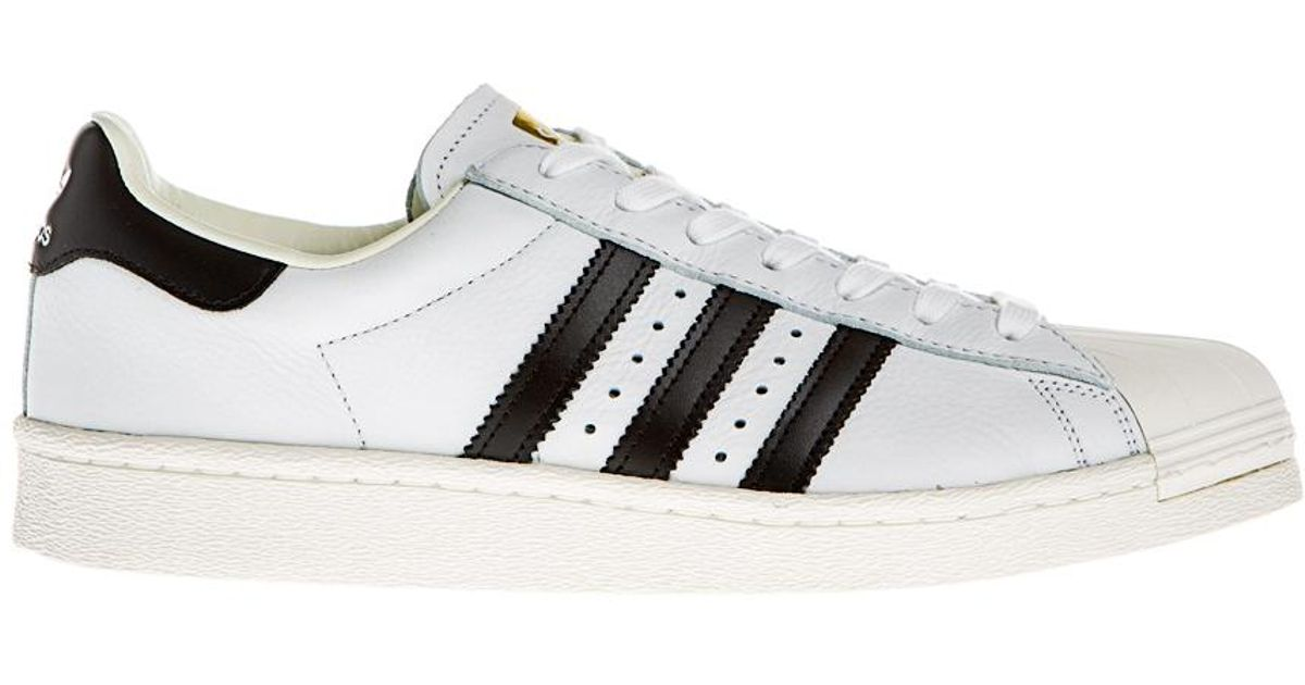 save off 477e8 d542d Lyst - adidas Originals Superstar Boost White in White for M