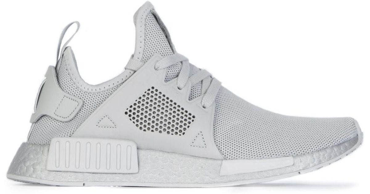 outlet store b8b7c 29f98 Adidas Originals - Gray Nmd Xr1 Triple Grey for Men - Lyst