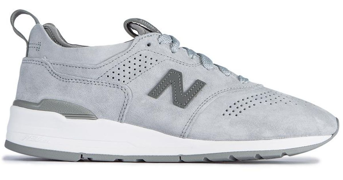 brand new 171f8 f07e7 New Balance - Gray M997 Dgr2 Deconstructed Grey for Men - Lyst