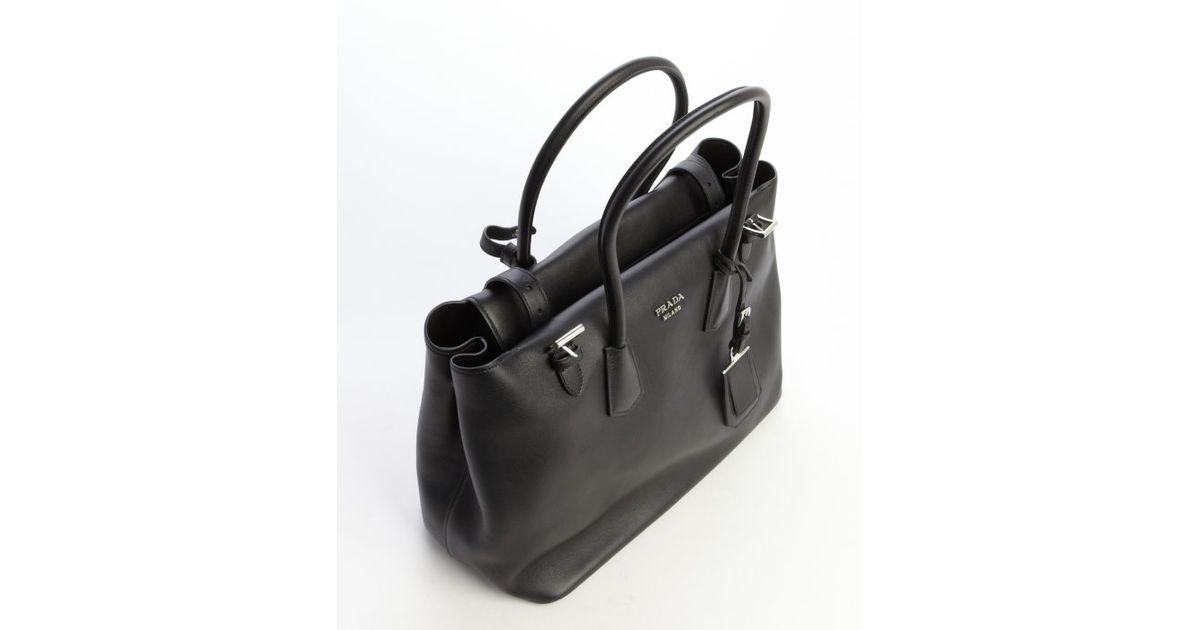 prada new arrival handbags - prada buckle tote, www prada bags