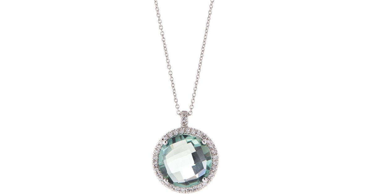 in designer dga sg diamond silvergreenamethystdiamondpendant sterling pendant silver by amethyst green colore shop