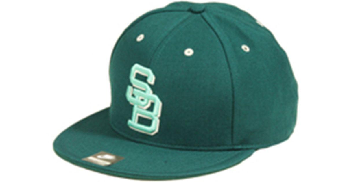 ... australia lyst nike sb hat hunter green in green for men 212f4 ef4e0 b9e9eff90210