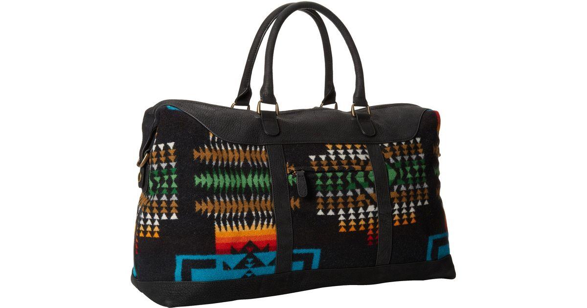 93e9e45af17e Lyst - Pendleton Weekender Bag in Black for Men