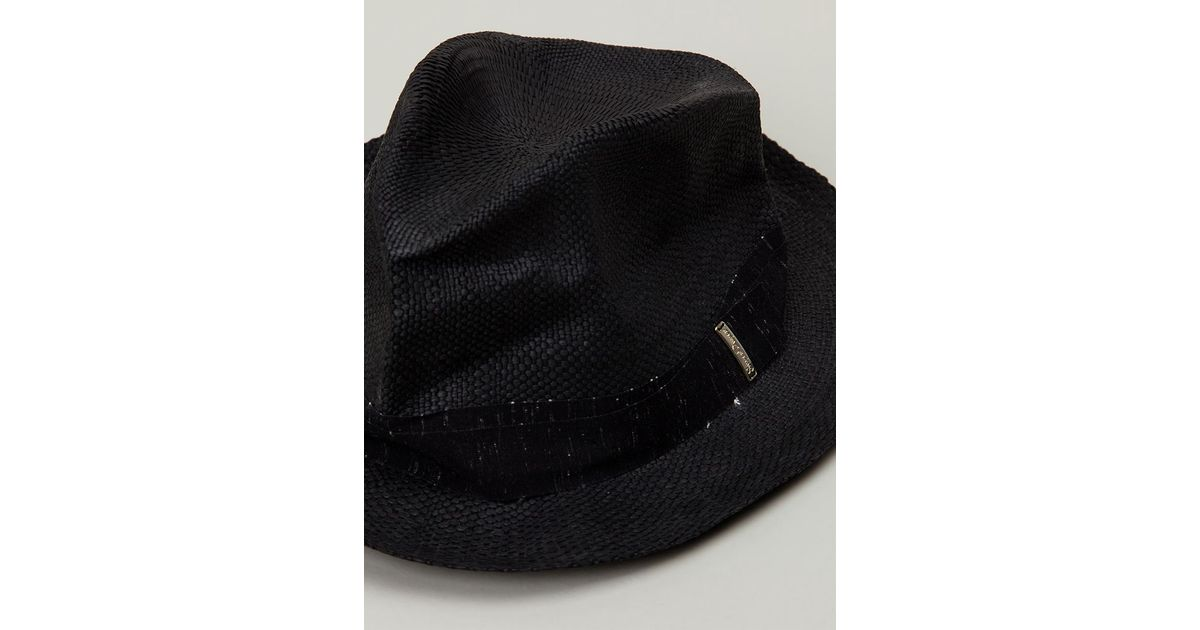 c0675325ee31b SuperDuper Hats  hobo  Fedora in Black - Lyst