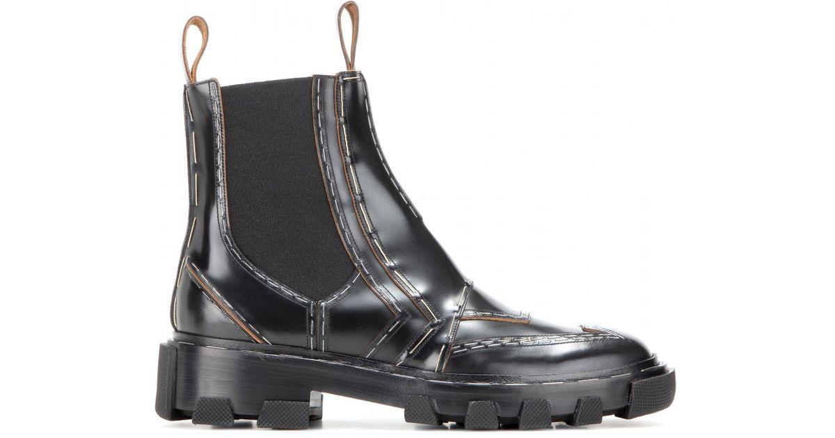 balenciaga chelsea boots womens
