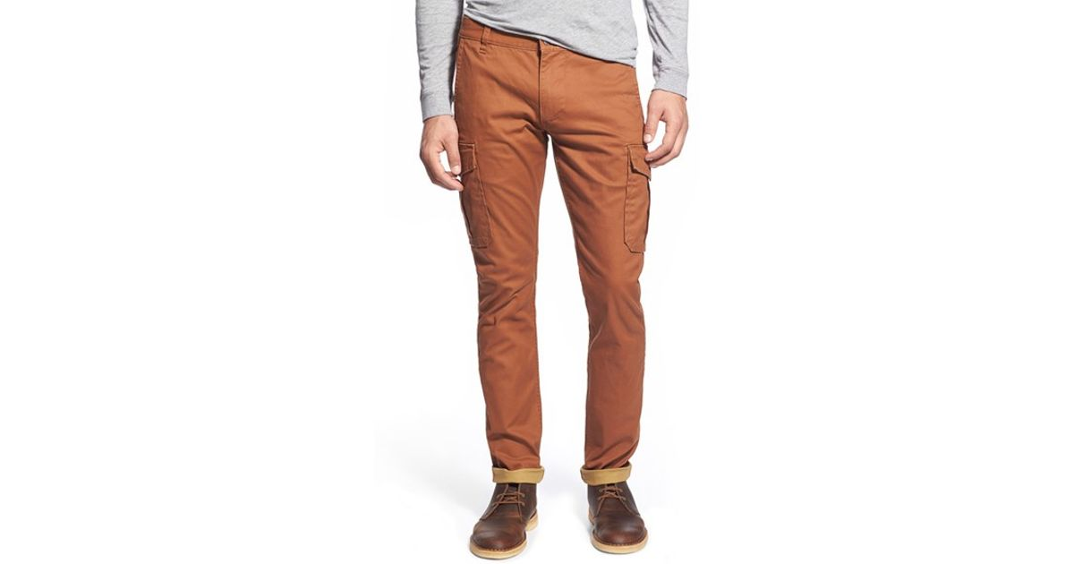 Mens Alpha Cargo Skinny-Stretch Twill Trouser Dockers Sale Best Prices 2018 New Online From China Cheap Online Outlet Where To Buy Clearance Reliable OizrxV