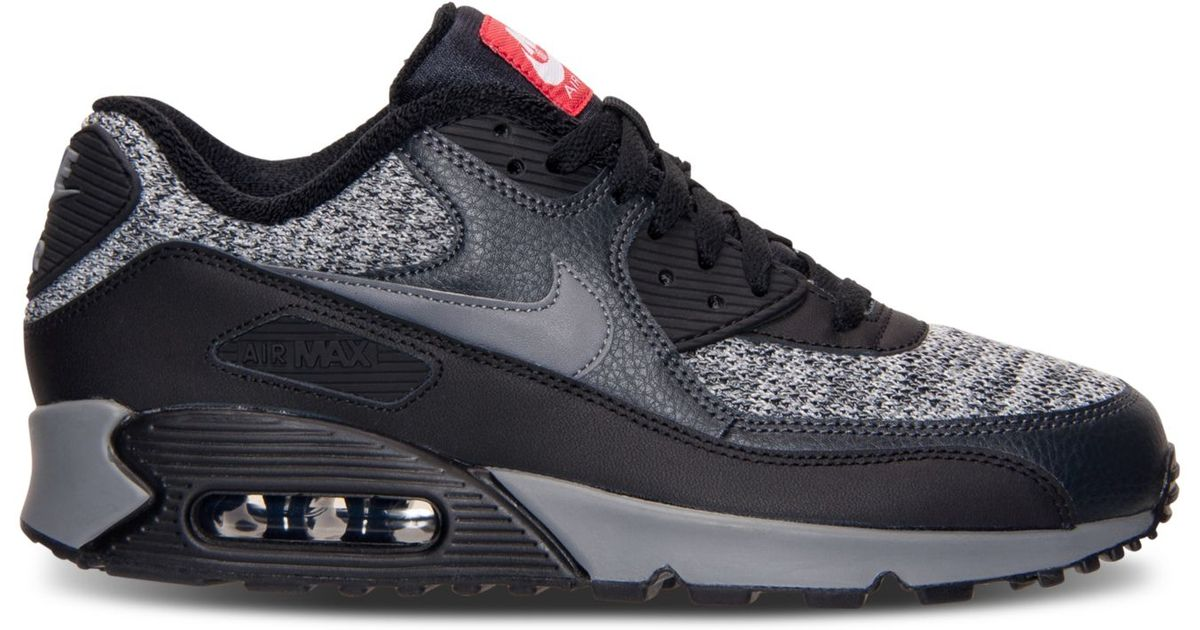 nike mens air max 90 essential running sneakers from finish line
