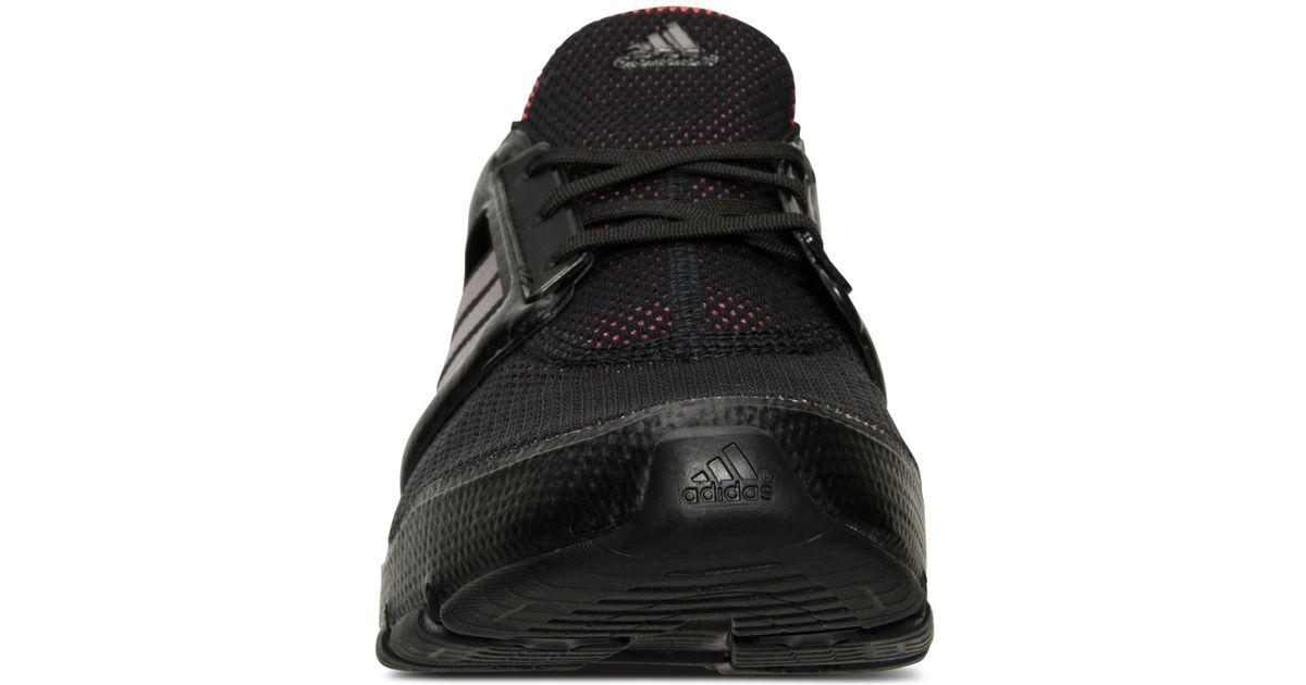 lyst adidas originali degli uomini springblade e vigore in scarpe da ginnastica
