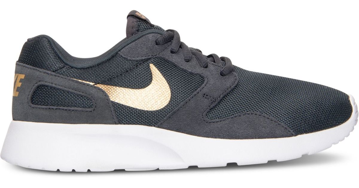 free shipping 39bfd 93dbf Nike Women s Kaishi Casual Sneakers From Finish Line in Gray - Lyst