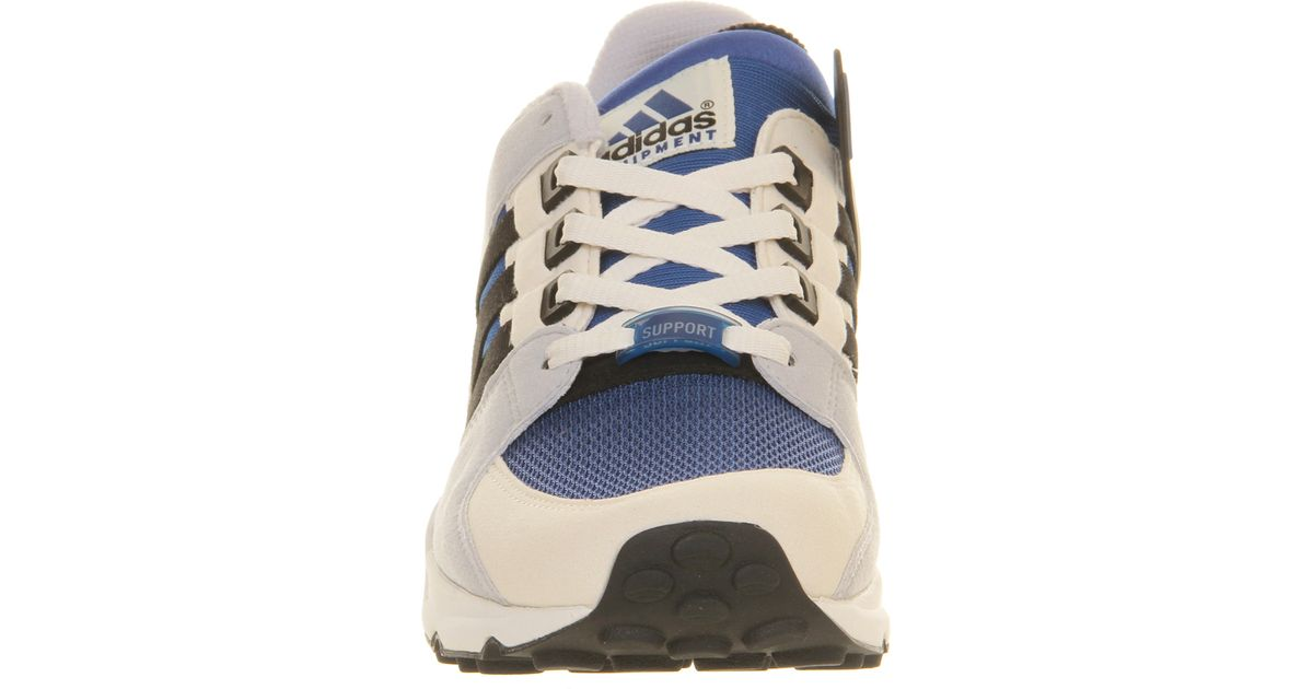 more photos 5c0a9 6a83a Lyst - Adidas Equipment Running Support in Blue for Men