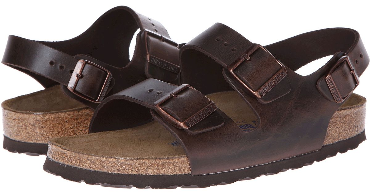 Birkenstock Womens Brown Leather Shoes Lace
