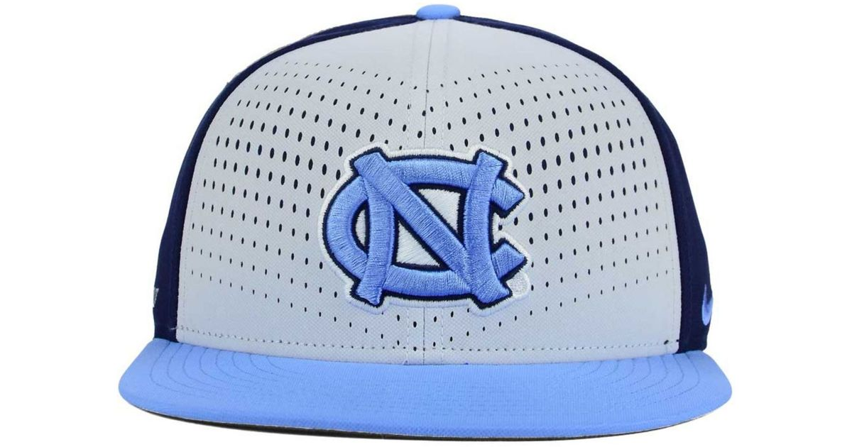 info for 1d7f6 24257 ... blue f2fb2 coupon code for lyst nike north carolina tar heels true  seasonal snapback cap in white for ...