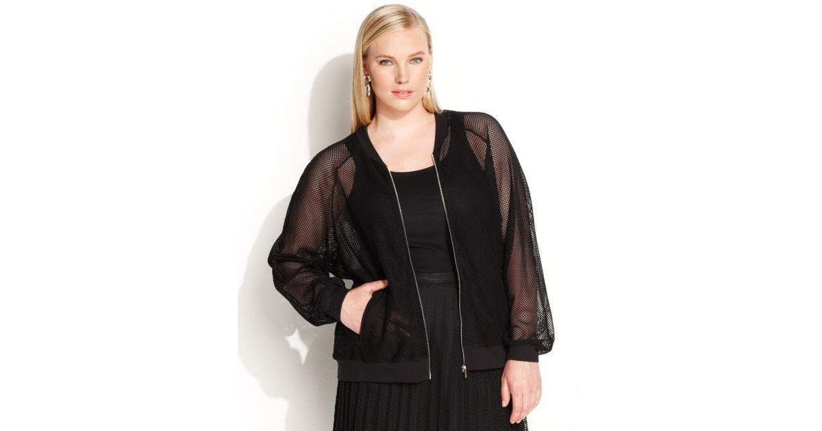 Mesh bomber jacket womens