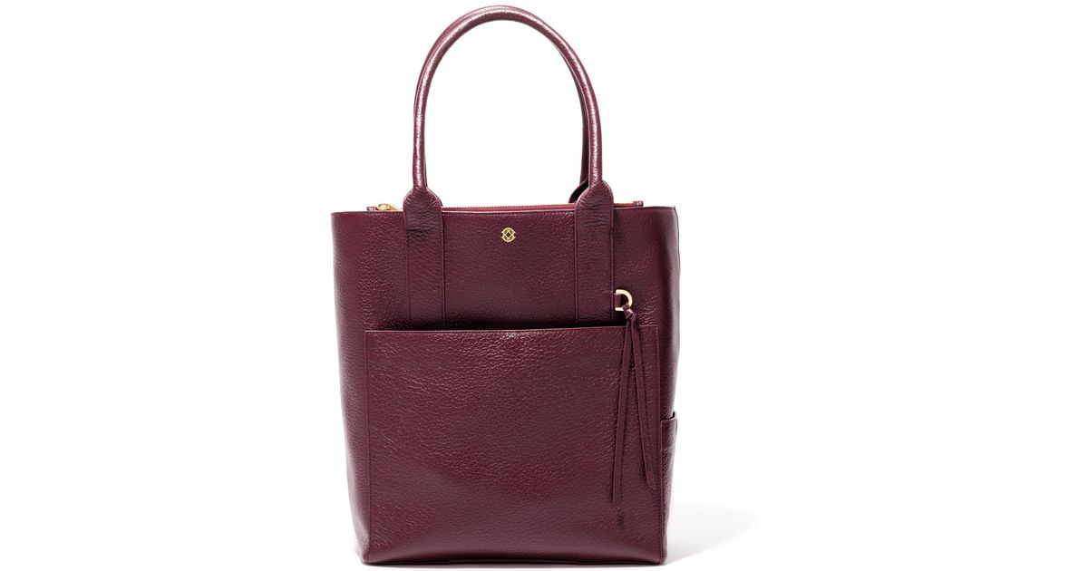 Lyst Dagne Dover The Charlie Tote Sample Sale