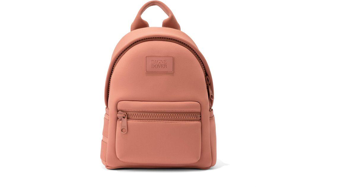 4748dd9f0322 Lyst - Dagne Dover Dakota Backpack - Sienna - Small