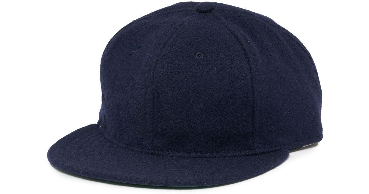 94805861d2b Ebbets Field Flannels Us Tour Of Japan 1934 Vintage Ballcap in Blue for Men  - Lyst