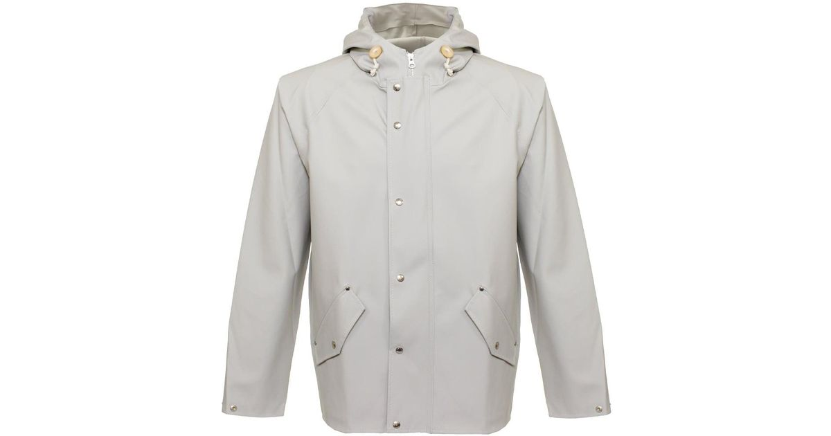 6c13f196ea8 Norse Projects Anker Classic Clay Jacket N55-0185 for Men - Lyst