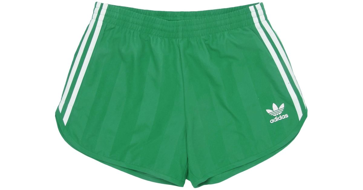 e0d6cefe10 adidas Originals Summer Football Swim Shorts in Green for Men - Lyst