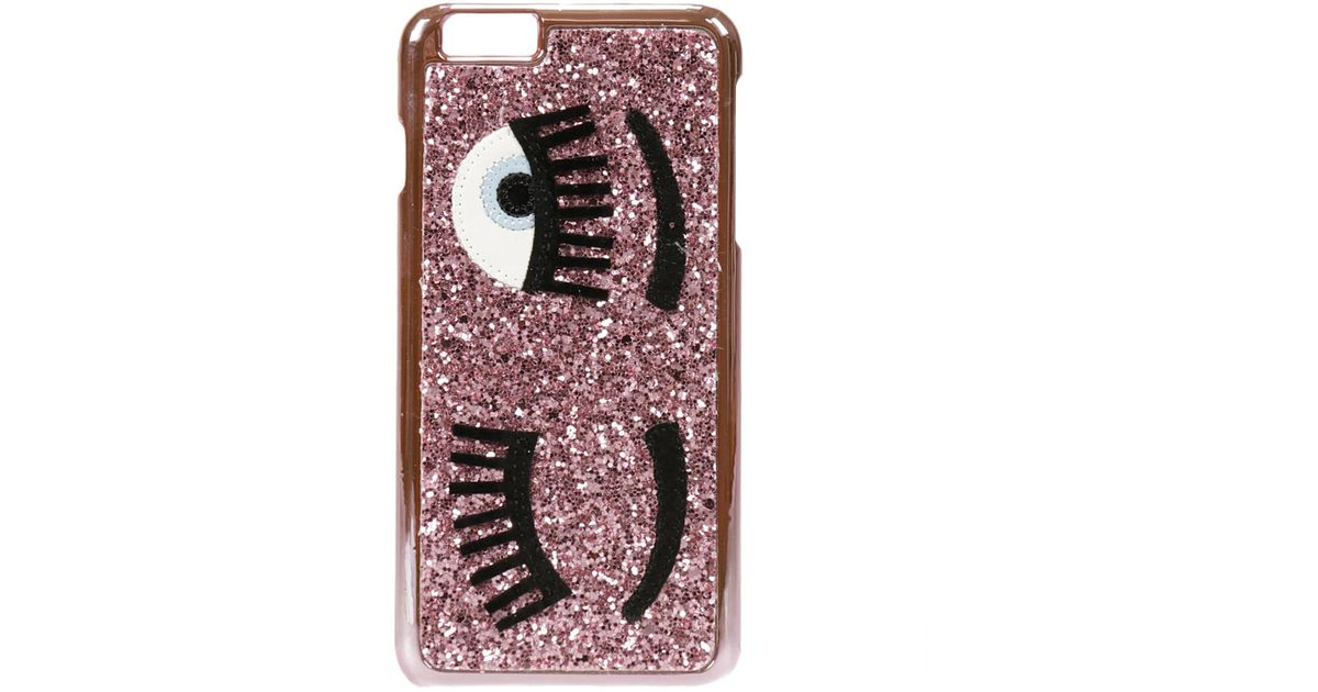 purchase cheap 742ca 6e21c Chiara Ferragni - Multicolor 'flirting' Iphone 6 Case - Lyst