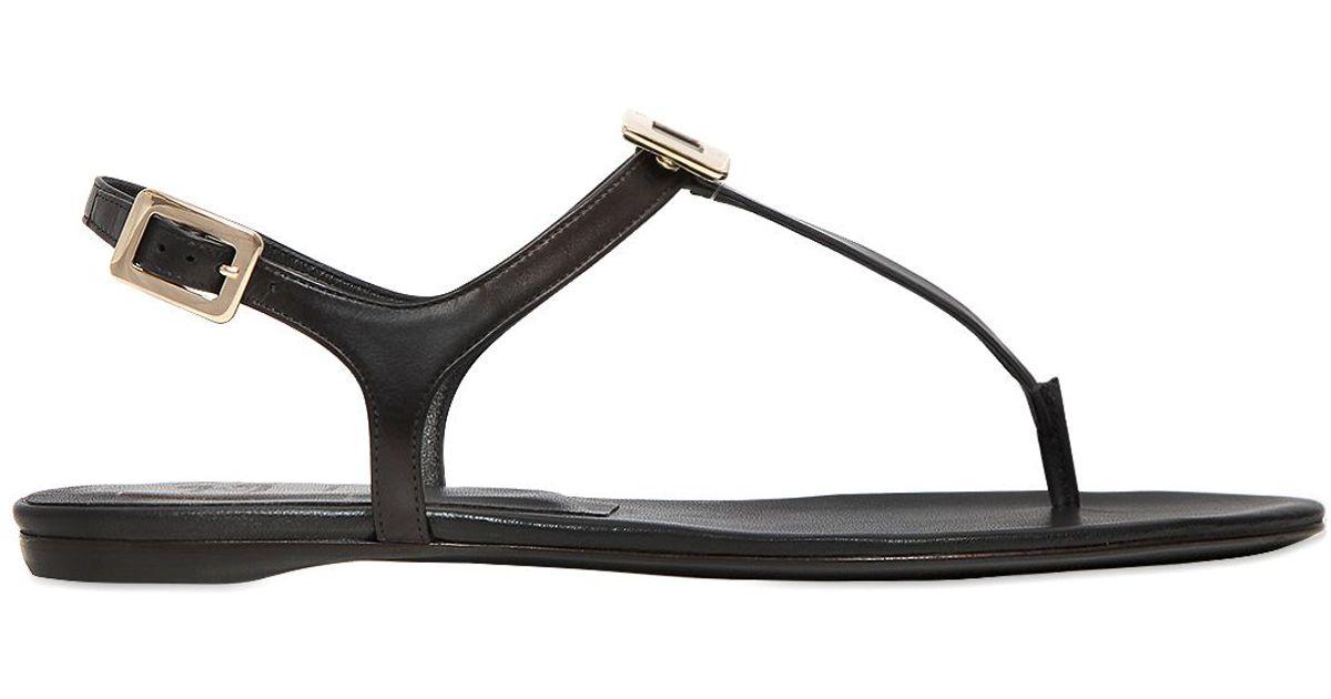 Roger Vivier Mini Metal Buckle Sandals Xnraw9j