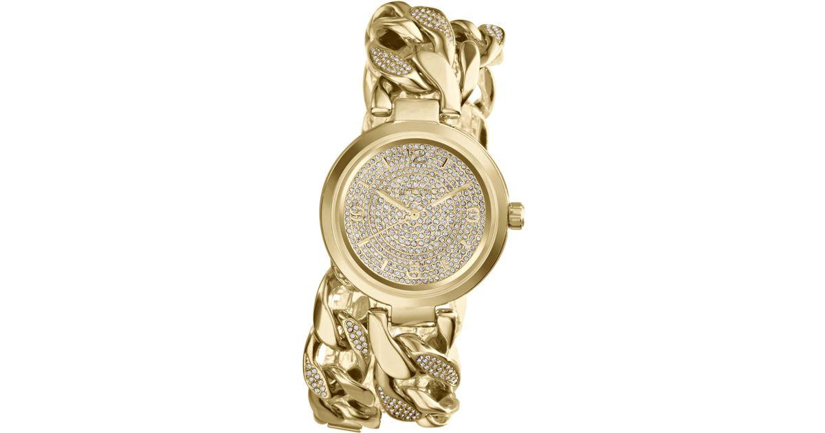 8935a52c48da Michael Kors Link Bracelet Watch - Bracelet Photos Onneyuonsen.Com