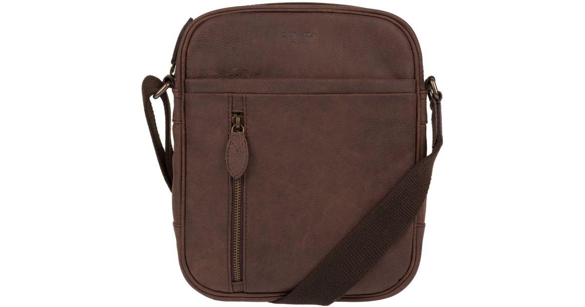828880ae86 Conkca London Vintage Brown  lowe  Despatch Bag in Brown for Men - Lyst