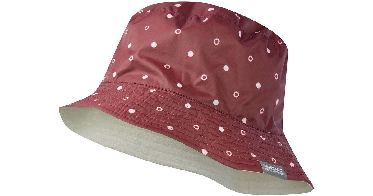 380ac4477c1f31 Regatta Purple Winter Pablo Hat in Purple - Lyst