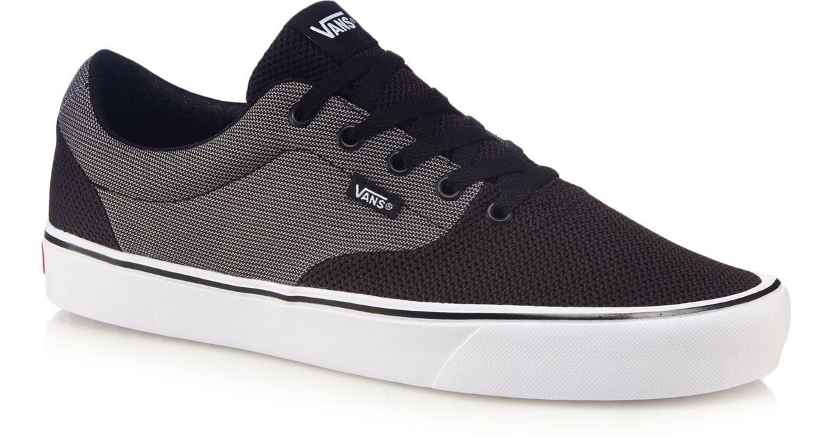 918757d8a21158 Vans Dark Grey  lautner Lite  Lace Up Trainers in Gray for Men - Lyst