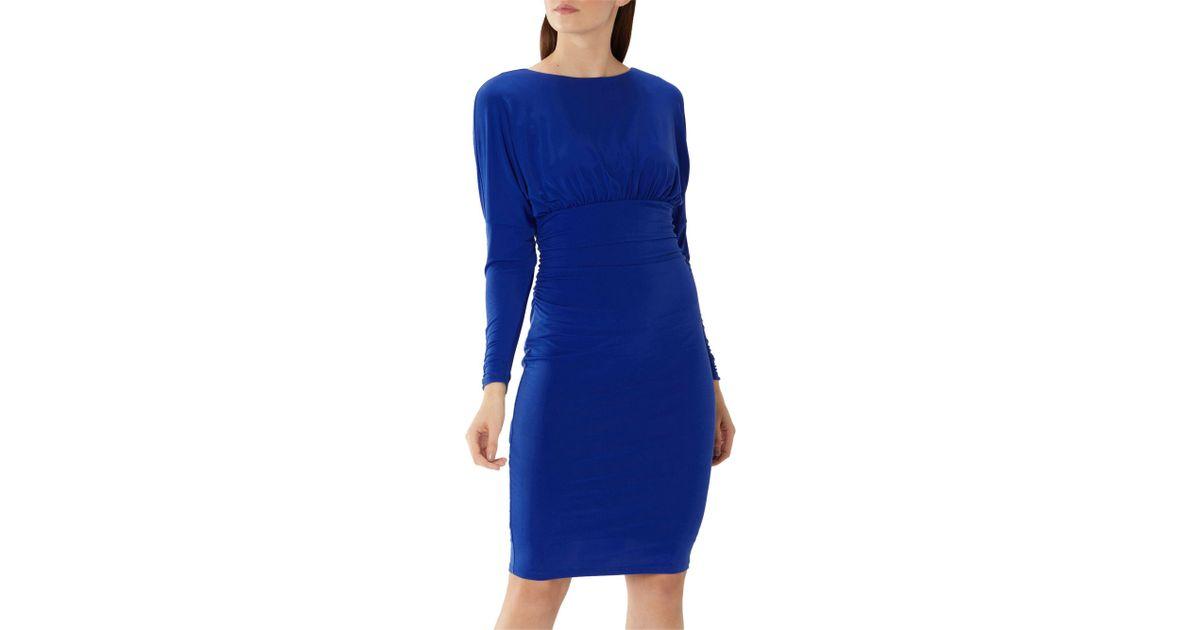 d1cf1bbe64f Coast Cobalt Blue 'laurie' Jersey Shift Dress in Blue - Lyst