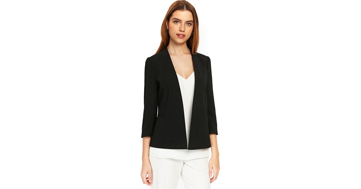 Black Wallis Daisy In Lyst Jacket Lined zHPHwq1cyB