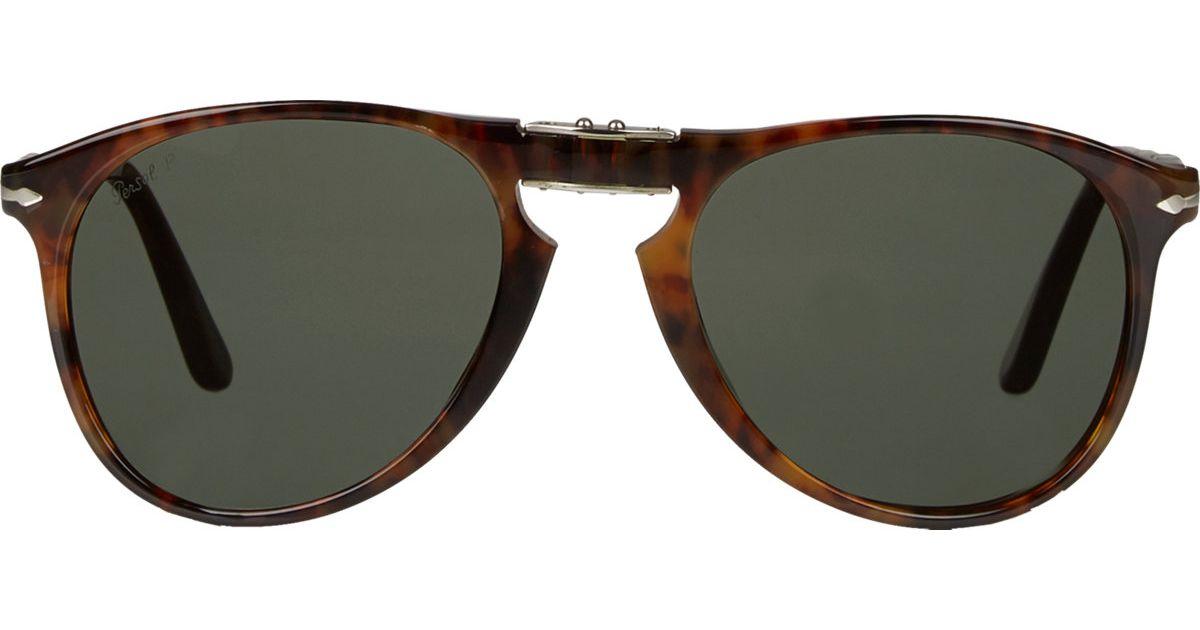 b40351de89 Persol Suprema Icon Sunglasses in Brown for Men - Lyst