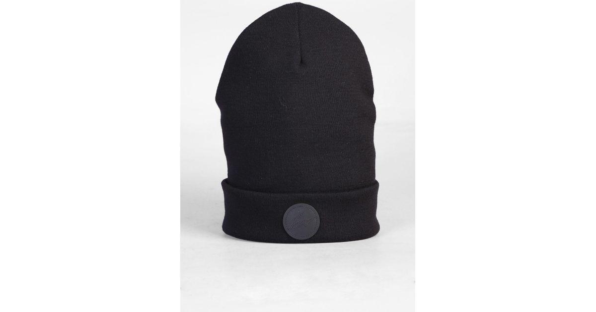 46a93189a6bc3 Moncler Genius 7 Moncler Fragment Hiroshi Fujiwara - Hat in Black for Men -  Lyst
