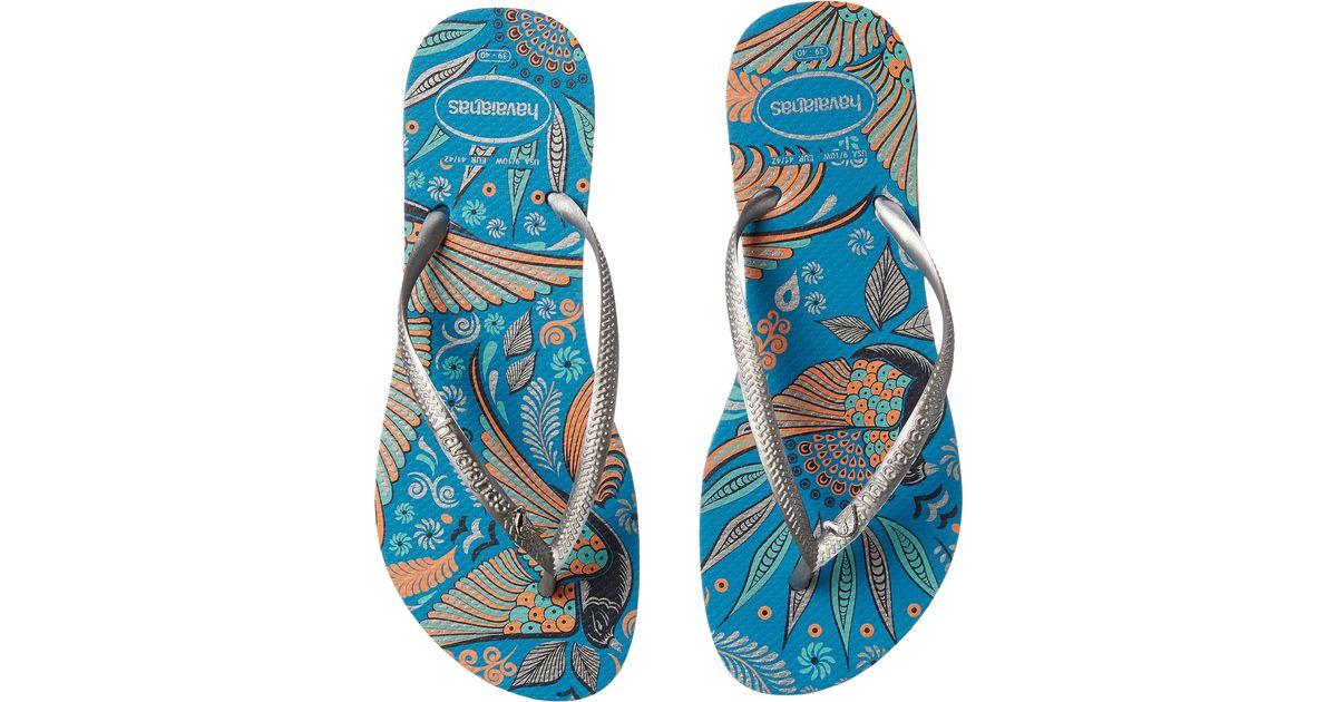 Havaianas Slim Royal Flip Flops EoUuRt3P