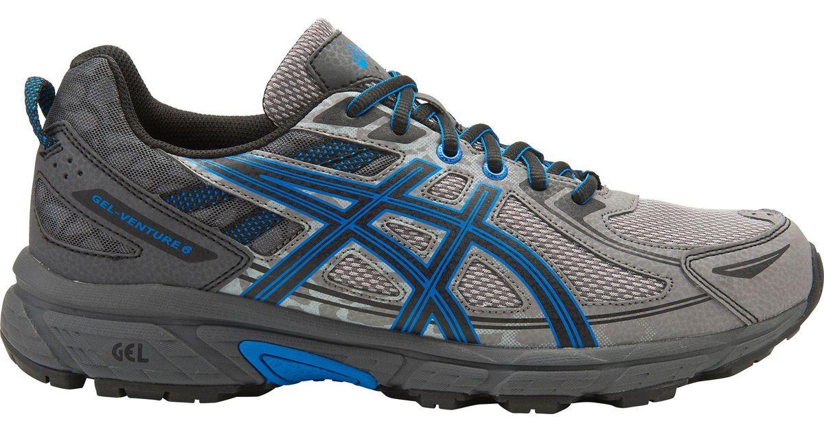 Lyst course Asics Gel venture 19640 6 chaussures homme de course Trail en bleu pour homme 4203d73 - caillouoyunlari.info
