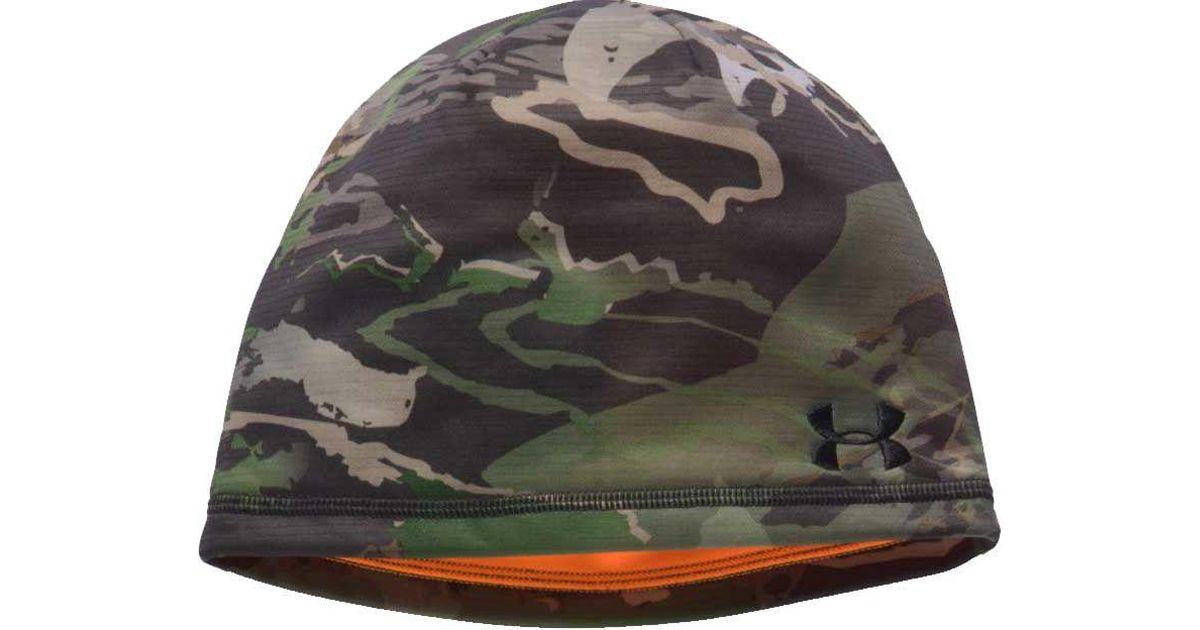 a613caa340e7a4 under armour camouflage beanie