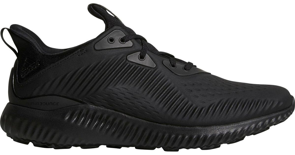 9ff97175a66e Lyst - adidas Alphabounce Ck Running Shoes in Black for Men