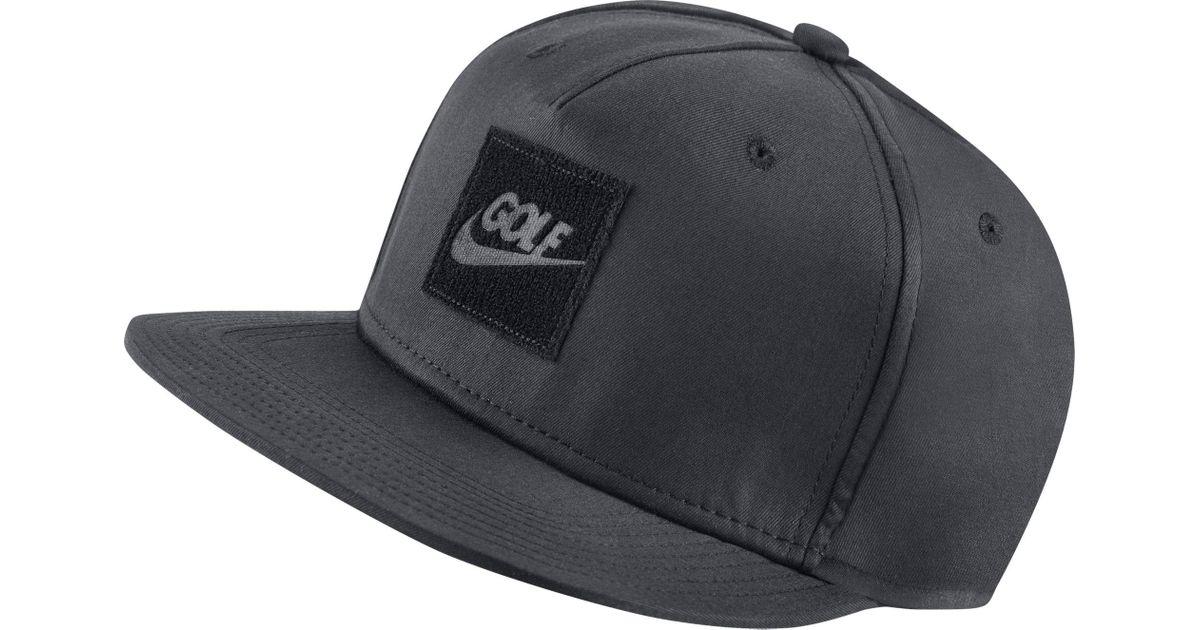 0479c3139b8 ... finest selection 5fda6 23bf0 Lyst - Nike Dry Desert True Golf Hat for  Men ...