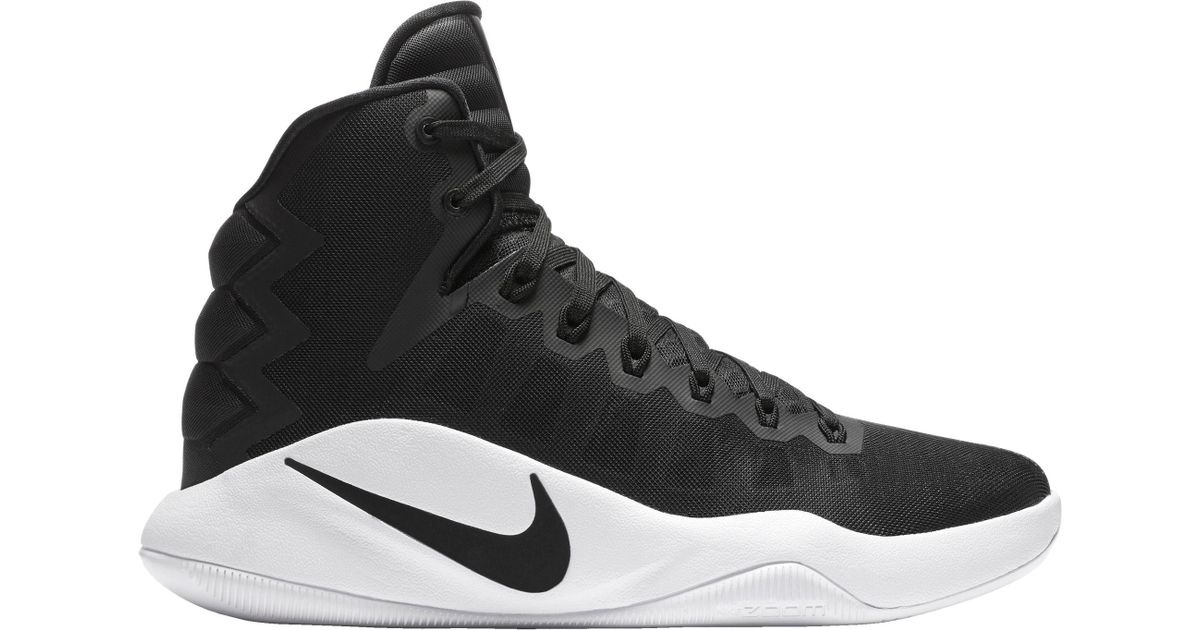 Lyst - Nike Hyperdunk 2016 Basketball Shoes in Black 3a8d19303