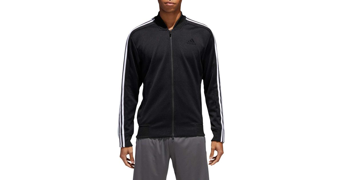 7b110992340d Lyst - Adidas Squad Id Track Jacket in Black for Men