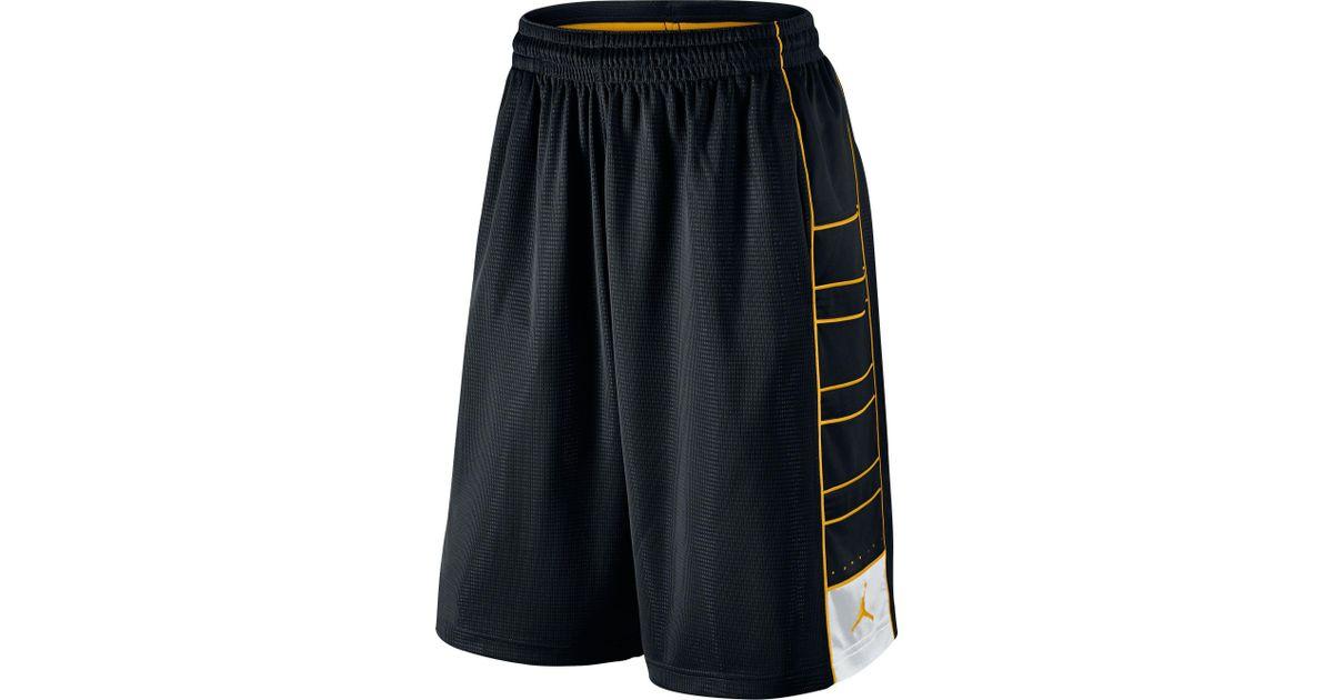 f0a4f4fcc2fbfb Nike Jordan Game Changer Graphic Shorts in Black for Men - Lyst