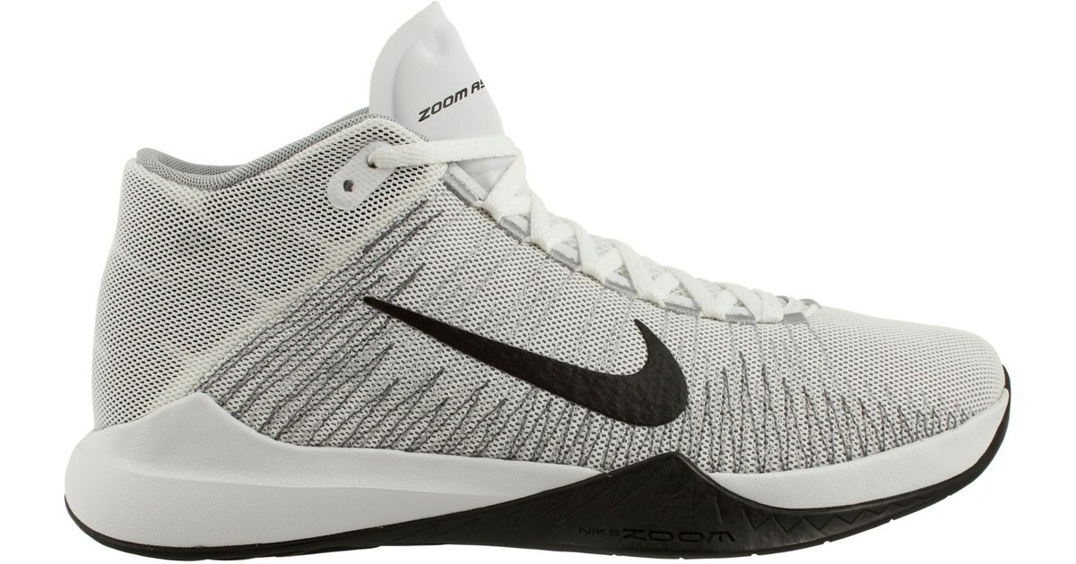 d6c31b64f77c Lyst - Nike Zoom Ascention Basketball Shoes in Gray for Men