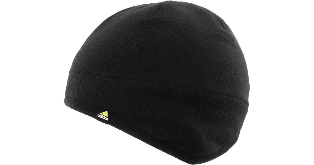 f52848b0dcb Lyst - adidas Glacial Heat Beanie in Black for Men