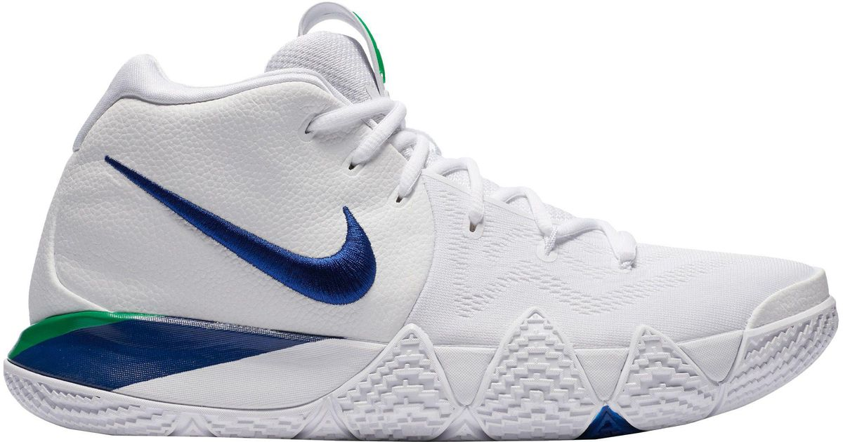 Lyst - Nike Kyrie 4 Basketball Shoes for Men 0e2ce94b5