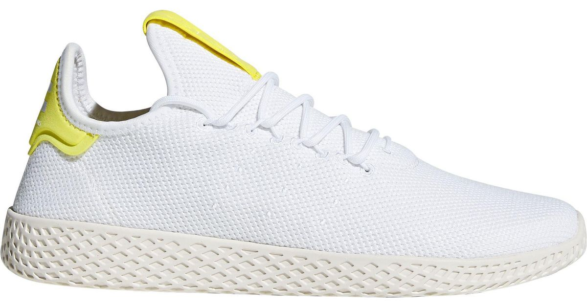 cb4d24e516c adidas-WhiteYellow-Originals-Pharrell-Williams-Tennis-Hu-Shoes.jpeg